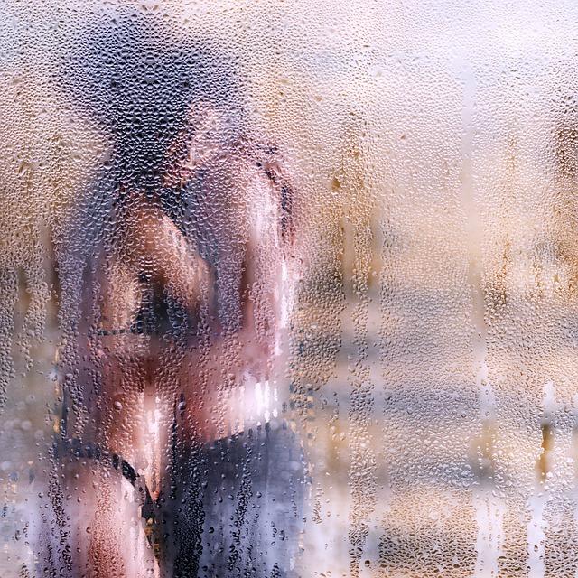 milenci ve sprše