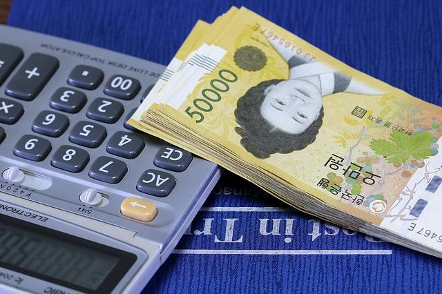 kalkulace hotovosti