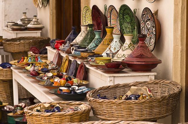 trh s keramikou