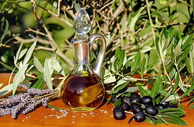 karafa oleje