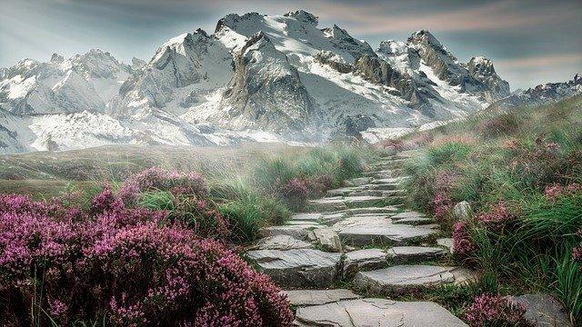 horská krajina