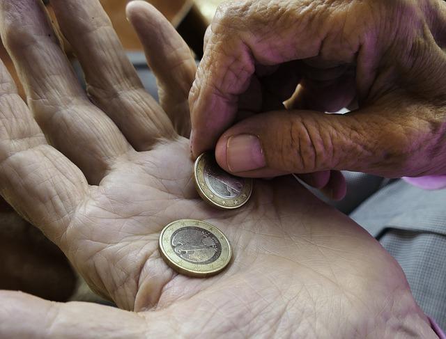 euro na ruce