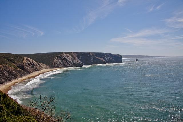portugalsko pobřeží