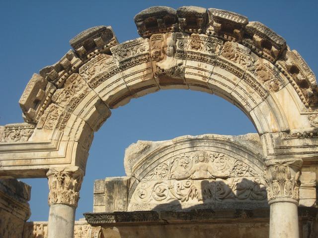 chrám artemis