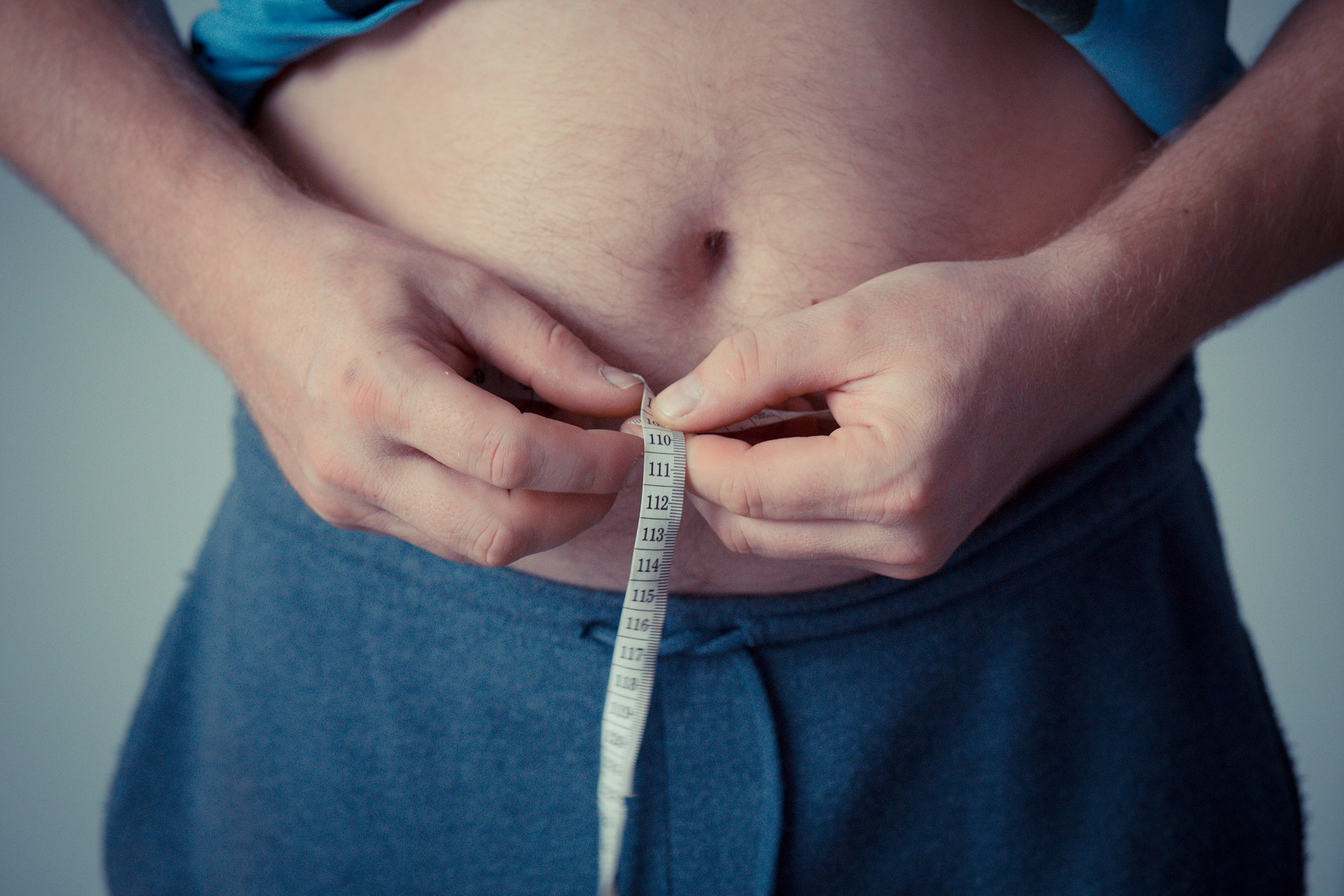 metr na hubnutí